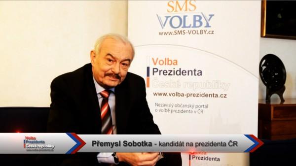 Předvolební vánoční video pozdrav Přemysla Sobotky